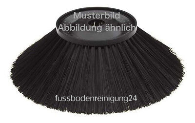 Side Brush for Hako Hamster 800 E/V (up to Year 2012), Poly 0,9 mm, Broom, Keh