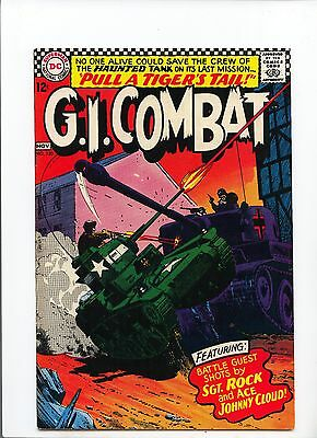 G.I. Combat #120 VF 8.0 Sgt Rock and Johnny Cloud appearance