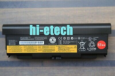 NEW Genuine Lenovo 9 Cell 57++ Laptop Battery for Thinkpad T440p T540p W540 W541