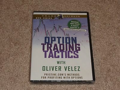 Oliver Velez Option Trading Tactics Pristine stock options better forex trades