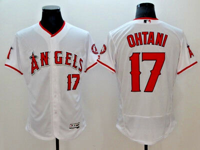 Shohei Ohtani #17 Los Angeles Angels Flex Base MLB Jerseys (NWT)