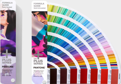 Pantone Formula guide (Coated/Uncoated) Plus Series GP1601