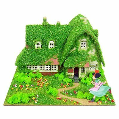 Sankei of Studio Ghibli mini witch courier Okino House non-scale paper craf