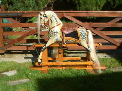 Rocking Horse Repairing Course ( Theory )