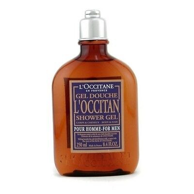 L'Occitane L'Occitan For Men Shower Gel 250ml Bath & Shower