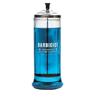 Barbicide Disinfectant Jars Large For Hospitals Salons Barbers