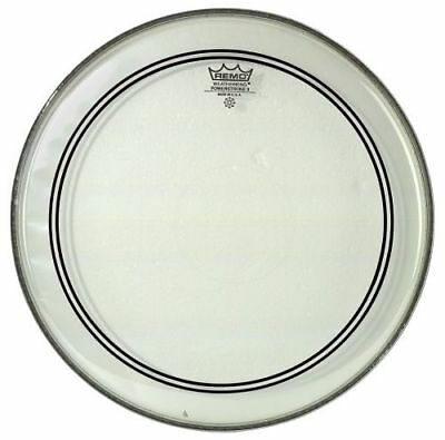 Remo Powerstroke 3 Clear 10'' - P3-0310-BP
