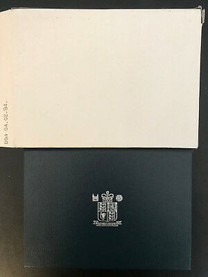 1994 United Kingdom Proof Coin Collection with COA ****FREE SHIPPING****