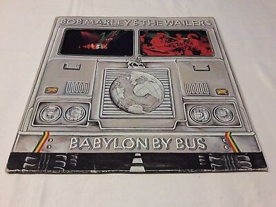 74 | Bob Marley And The Wailers: Babylon By Bus (2 LP Album) [1978]