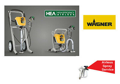 Wagner Control Pro 350 Extra Airless Paint Sprayer -New 2017 Edition-Free Shippi