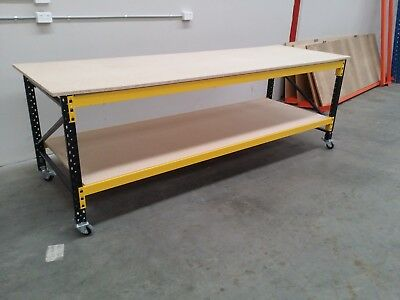 SPAR Mobile Workbenches