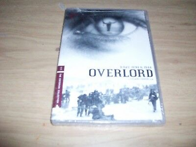 Criterion Collection: D Day, June 6, 1944 Overlord! Brand New & Factory Sealed!