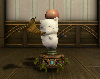 FINAL FANTASY XIV FFXIV FF14 Item Housing Melodious Mogchestrion Code not GIL