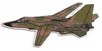 FB111 Fighter Airplane Aircraft Aviation Collectable Military Embroidered Patch