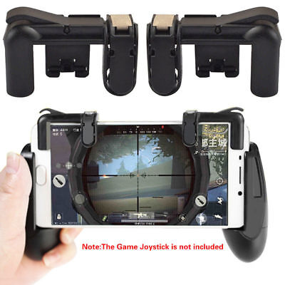 2x L1R1 Gaming Trigger Fire Button Mobile Smart Phone Shooter Controller PUBG US