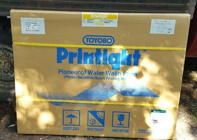 TOYOBO PRINTIGHT type PM36GT size S13 lot no. 721032. 10 sheets