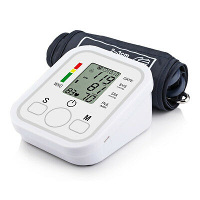 NEW CVACZ-H242 THIS ELECTRONIC BLOOD PRESSURE MONITOR IS A GREAT HEALTH GAD.g.