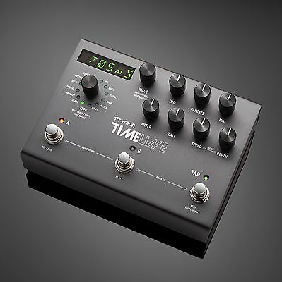 STRYMON TIMELINE - Time Line Delay Effects Pedal - Brand new. Authorized Dealer!