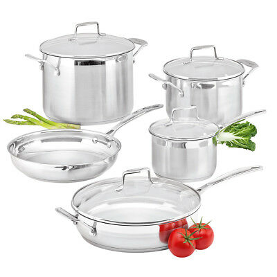 NEW Scanpan Impact Cookware Set B 5pce
