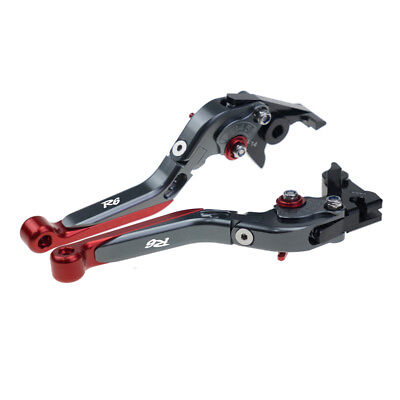 for YAMAHA YZF R6 1999-2002 Motorcycle Accessories Folding Brake Clutch Levers