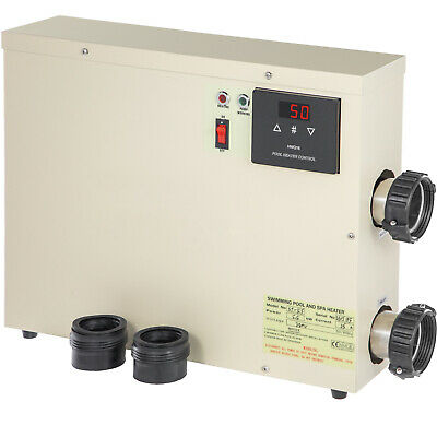 11KW Water Heater Pool & SPA High Temperature Lack-Water Protection Jacuzzi