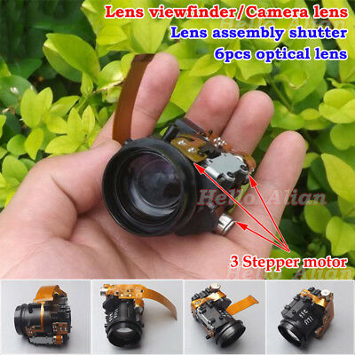 Mini Stepper Motor Lens Viewfinder Camera Lens CCD Optical Lens Camera Shutter