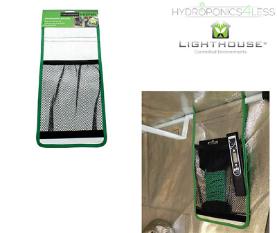 Lighthouse Keeper - Accessory Bag Tool Pouch Hydroponics Grow Room Tent