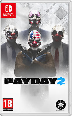 Payday 2 (English Ver) for Nintendo Switch
