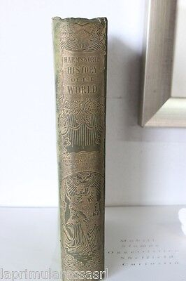 Harmsworth History of the World Volume 3° / Old Book English Year 1908