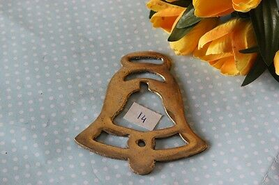 Harness Antique Brass For Horse /old Bell / Horse Brass