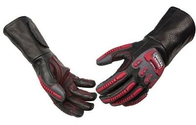 Lincoln RIGGING WELDING GLOVES 1Pair Silicone Knuckle Protection- L, XL Or 2XL
