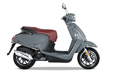 KYMCO LIKE II 50i E4 grau weiss oder rot inklusive Anlieferung