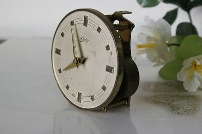 Old Mechanism Of Watch Schatz Made In Germany / Spare Parts And Accessories