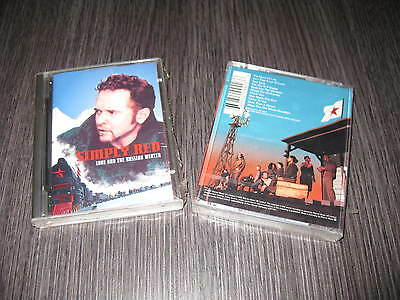 Simply Red Love And The Russian Winter Mini Disc Minidisc Sealed Mint