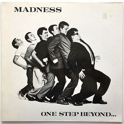 Madness - One Step Beyond…LP  Virgin  207 373-270