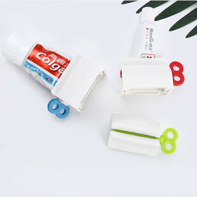 Squeeze Tube Squeezer Toothpaste Dispenser Rolling Cream Ointments Multifunction