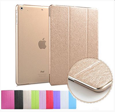 UK Smart Magnetic Leather Stand Case Cover for Apple iPad 2 3 4 Air Mini Pro 9.7