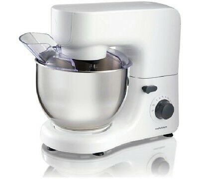 Morphy Richards Robust Stylish 400020 Stand Mixer 1000W - White