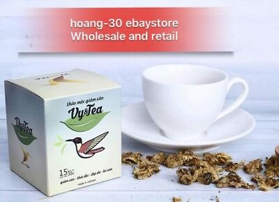 4X Vy&tea natural herbal tea help weight loss, sleep deep and purifying the body
