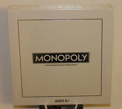 New! Monopoly Pearl Edition by Hasbro Rare! Includes Cat Token
