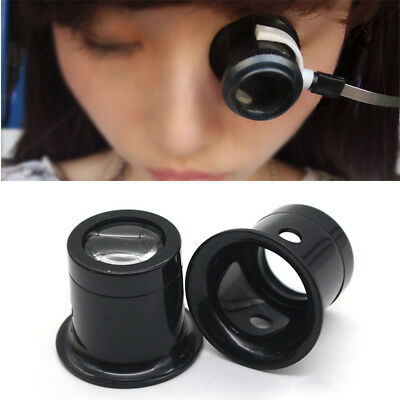 Jewelry Repair Jewelry Testing Magnifying Lens Repair Tools ABS Durable