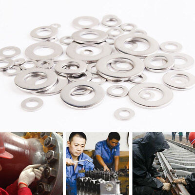 Screw Fastener Metal Washer Mechanical Industry Stainless Steel Durable