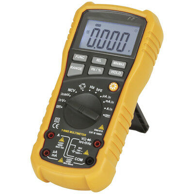 Economy True RMS Autorange Multimeter