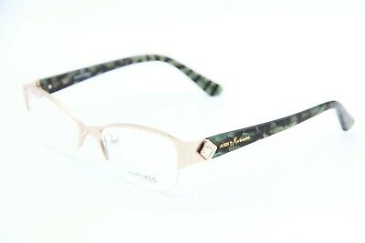 57c3a200f7 NEW GUESS BY Marciano Eyeglasses frame GM0277 Black-Gold 53mm + Case ...