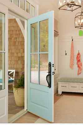 3068 Cottage Style 4 Lite Entry Door
