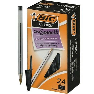 Bic Cristal Xtra-Smooth Pens