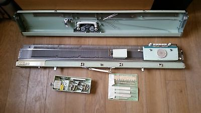 Brother KH-551 Vintage Knitting Machine with Original Box