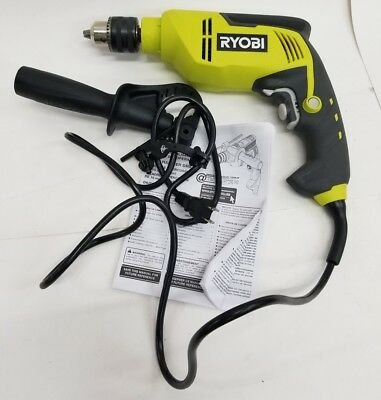 Ryobi® 7.5-Amp Heavy-Duty Variable Speed Reversible Hammer Drill