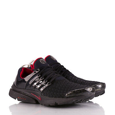 new product fe738 d7e77 NIKE ALPHA PROJECT AIR PRESTO WOVEN BLACK 2002 RELEASE Sz XS S M L XL  302733-001