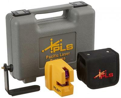 PLS 180 Green Cross Line Laser Level PLS-60596 by Pacific Systems